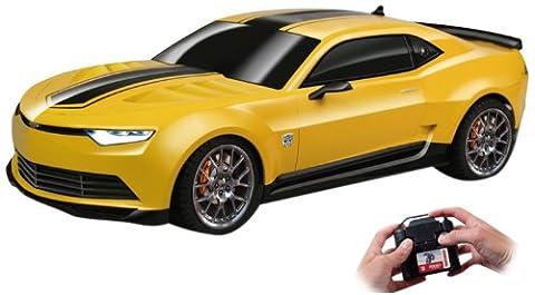 Nikko - 920001a - Radio Commande - Voiture - Autobot Bumble Bee - Street Car - Transformers