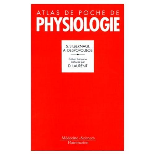 Atlas de poche de physiologie : Atlas commenté de physiologie humaine pour étudiants et praticiens