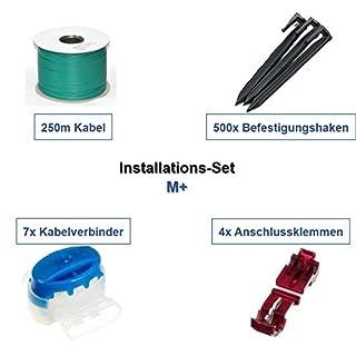 genisys Installation Set M+ Husqvarna Automower 3** G3 Kabel Haken Verbinder Paket Kit