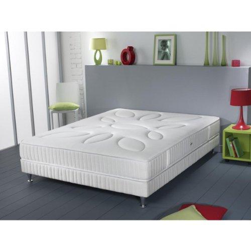 Möbel Simmons (Simmons Paris Matratze weiß, weiß, 140 x 190 cm)