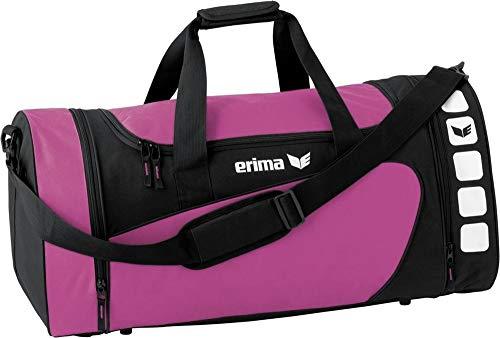 Erima Sporttasche Club 5 M, Magenta