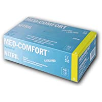 Med Comfort Nitril, Med Comfort Nitril, Einweghandschuhe, Gr. S