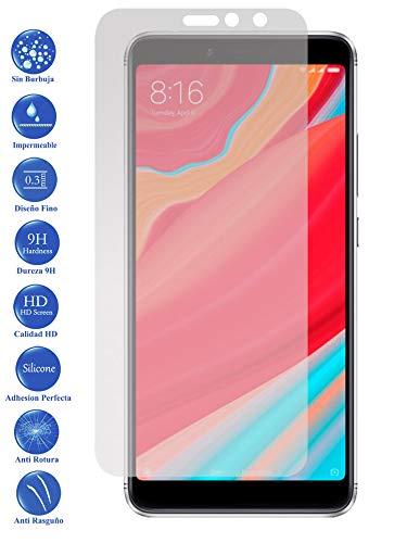 Todotumovil Protector de Pantalla Cristal Templado Vidrio 9H Premium para Xiaomi Redmi S2