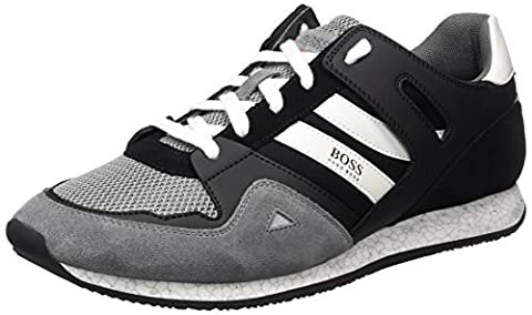 BOSS Orange Herren Adrenal_Runn_mx 10197240 01 Sneaker, Grau (Open Grey 60), 42 EU