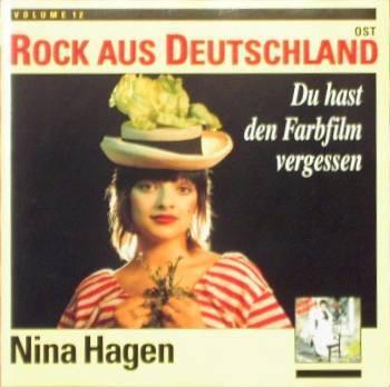 Du hast den Farbfilm vergessen (Rock aus Deutschland Ost Vol. 12)