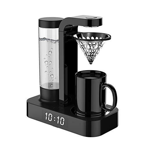 ZUN Vollautomatische American Coffee Machine Edelstahl-Filter-Tropf-Tee-Maschine -