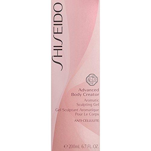 417EKf4tW L - Shiseido Gel Esculpidor Aromático Advanced Body Creator, Anticelulítico