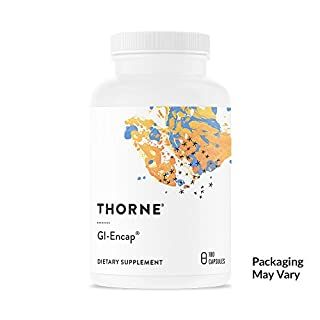 Thorne Research, GI-Encap, 180 Veggie Caps