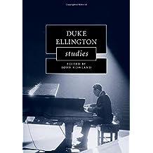 Duke Ellington Studies