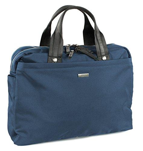 bugatti Contratempo Reißverschluss-Businesstasche M 38, 5 cm 05 blau