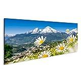 bilderfelix® Bild auf Acrylglas Schöne Aussicht auf