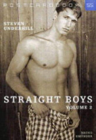 Straight Boys Vol. 2 (Postcardbook)