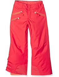 Marmot Chica Girl 's Slope Star Pant Pantalones, otoño/invierno, niña, color rojo escarlata, tamaño XL