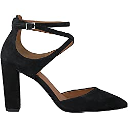 Schwarze What For Pumps SS17WF119 - 41