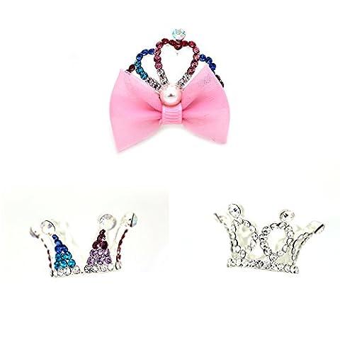 Rapunzel Couronne - Mariage Ensemble de couronne de princesse pour