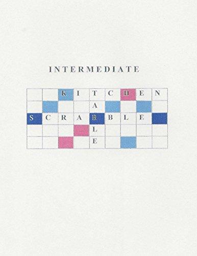Intermediate Kitchen Table Scrabble (English Edition) par Espy and Bob Navarro