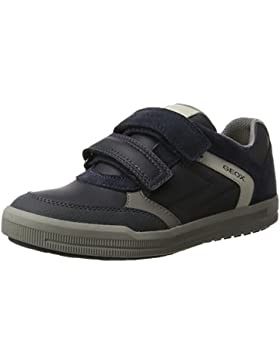 Geox J Arzach A, Zapatillas para Niños