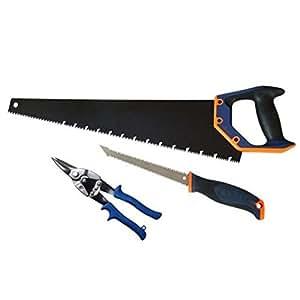 Lot de 3 outils de plaquiste