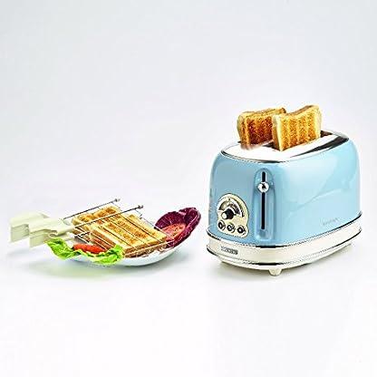 Ariete-2-Schlitz-Toaster-Vintage