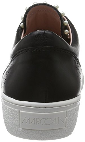 MARC CAIN Gb Sh.12 L30, Sneakers basses femme Noir