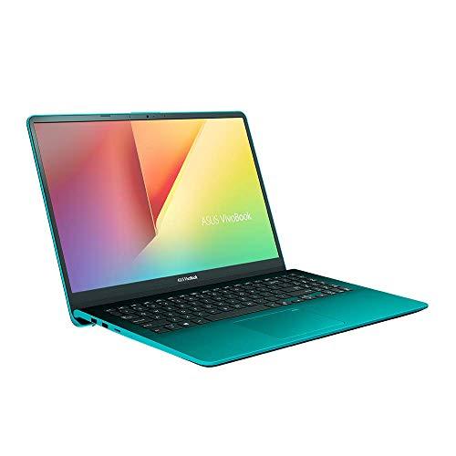 Asus VivoBook S15 S530UA 90NB0I91-M00510  Notebook (39,6 cm, 15,6 Zoll Full HD Matt, Intel Core i5-8250U, 8GB RAM, 256GB SSD, Intel UHD-Grafik 620, Win 10 Home) firmament green