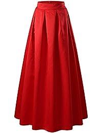 détaillant e5f05 33ce0 Amazon.fr : jupe longue soirée - Femme : Vêtements