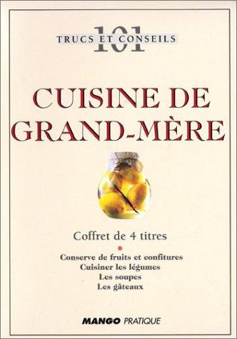 Coffret Cuisine Grand Mere N 2 3 Ex + 1 Gra
