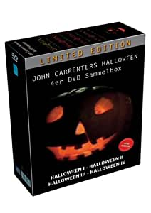 Halloween Box / Limited Edition (4 DVDs)