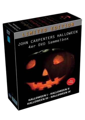(Halloween Box / Limited Edition (4 DVDs))