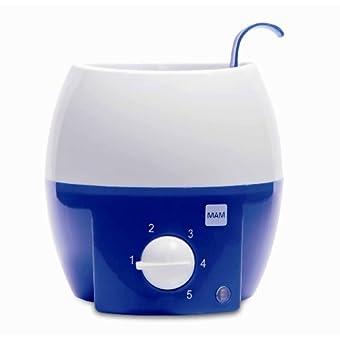 MAM 938901–Bottle and Baby Food Warmer, babykostwärmer, Blue/Bleu