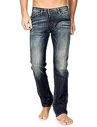 Diesel - Jeans - Homme bleu Denim-Blue (Dirty/Faded)