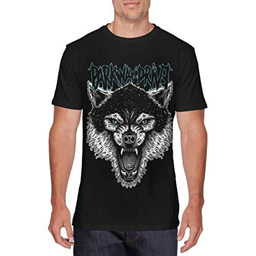 Chemises et t-Shirts de Sport Haut et Blouse, Mens Fashion Parkway Drive T Shirt Black