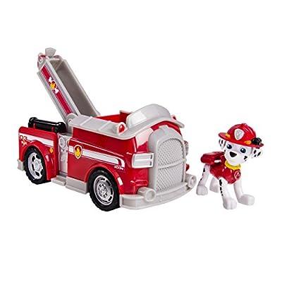 PAW PATROL - Marshall y su camión de bomberos (Spin Master 20063721) de Spin Master