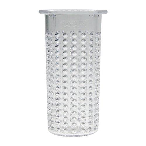 Bodum 01-1858-12-202 COMPONENT Kunststofffilter 1,5 l, zu Teebereiter 1761,1870,1917
