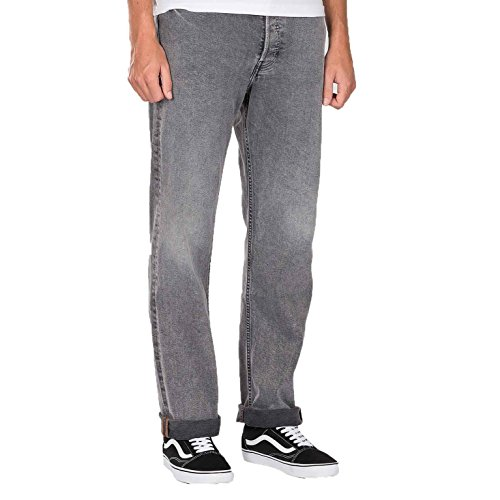 Levis Skate 501 STF No Comply Grey 34/34 (501 Shrink Fit-jeans To)