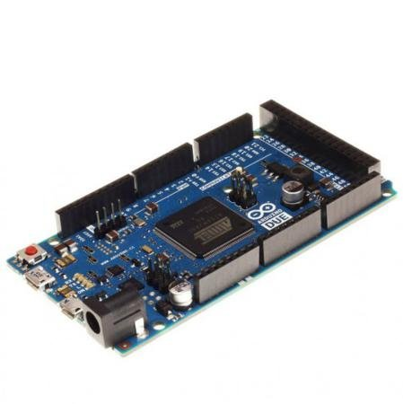 RoHS Arduino Due without headers 32bit Atmel sam3 X 8E Arm