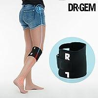 Preisvergleich für Akupressur-Kniebandage, für Linderung von Ischias-, Rücken-, Hüft-, Knieschmerzen, Hilfe bei Schmerzen, Unterstützung