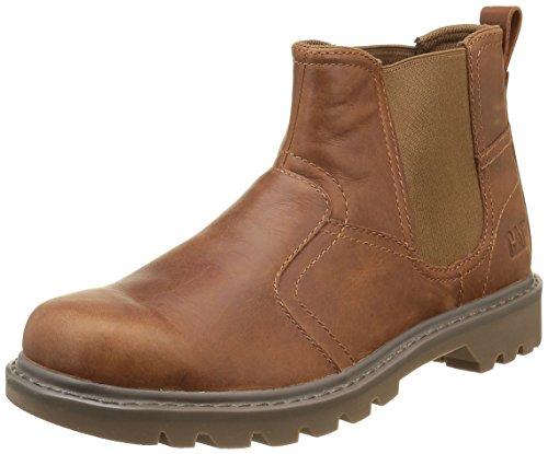 Caterpillar Men's Thornberry Chelsea Boots, Brown (Mens Rust), 9 UK 43 EU