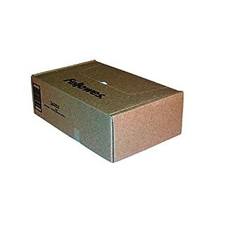 Fellowes 36053 Aktenvernichter Abfallbeutel,100 Stück, 34 L