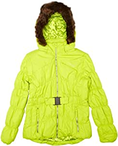Dare 2b Girl's Wondrous Leisurewear Jackets - Lime Punch, Size 3-4