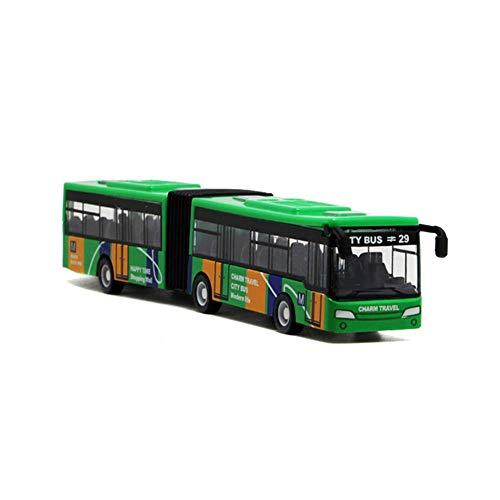 Local Makes A Comeback - Modelo de aleación de bus de versión...