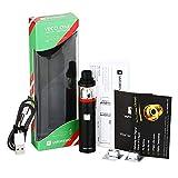 Auténtico Vaporesso VECO ONE Todo en uno Kit de inicio 1500 mAh con 2 mL 40W (Negro) con PEACEVAPETM Vape Band Sin Tabaco y Sin Nicotina