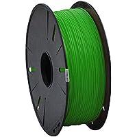 Dream Polymers Flexible (TPU 95A) 1.75 MM/ 1.4 KG - 1701TPUGR 3D Printer Filament (Green)