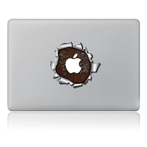 "Preisvergleich Produktbild Cinlla® 3D Brown Boden Laptop AufKleber Notebook Schutzfolie Haut aus Vinyl Skin Sticker Decal für Apple Macbook Air 11""(A1465/A1370)"