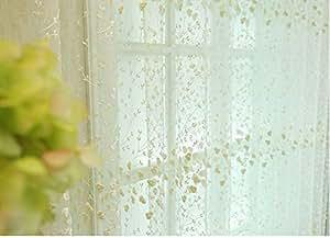 Tende Per Finestra Piccola : Qcl d tenda ricamata per finestra stile coreano piccola e