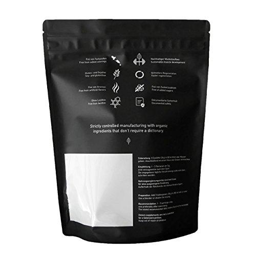 ORGAINIC Cacao Whey Protein – Organic Certified (DE-ÖKO-006) – Grass-fed – 1000 g