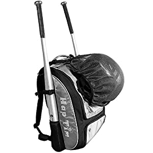 Hap Tim Baseball Tasche/Softball Tasche - Fledermaus Tasche Rucksack - Große...