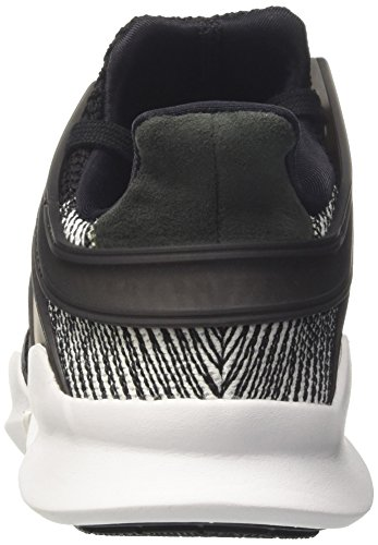 adidas Herren Equipment Support ADV Sneaker Schwarz (Core Black/core Black/footwear White)