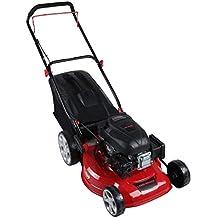 sweepid 173 Cortacésped de gasolina ccm 20 inch 3.2 KW eléctrico Start Incluso ...