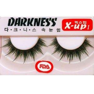 Darkness False Eyelashes Xup1 by False Eyelashes Xup1 (English Manual)